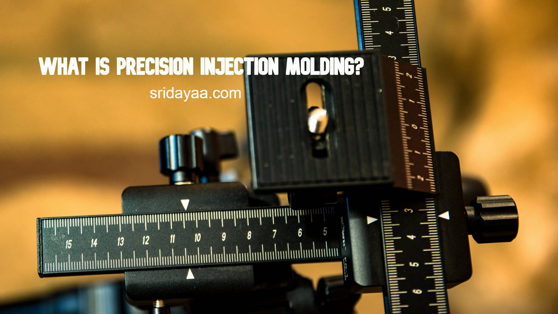 What is Precision Injection Molding