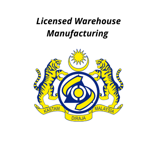 Licensed warehouse manufacturing